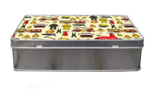 Selina-Jayne Firemen Limited Edition Treat Tin